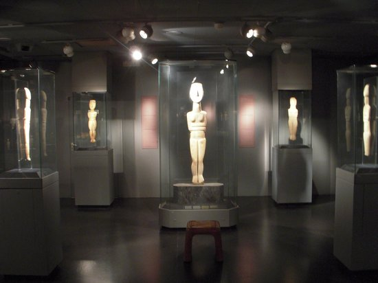 Museum of Cycladic Art - Picture of Museum of Cycladic Art ...