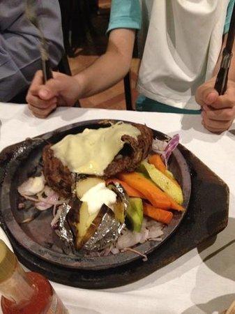 BBQ Tonight: Bar B Q steak
