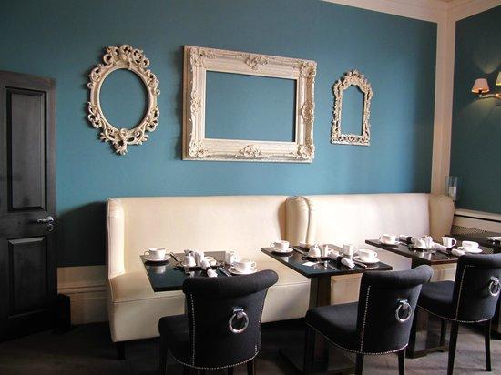 Kemp Townhouse : El más bello comedor entre todos los hoteles que conozco