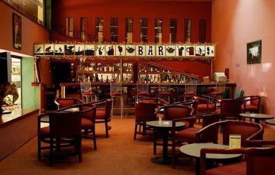 Casa Grande Aeropuerto: Bar