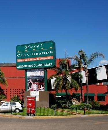 Photo of Hotel Casa Grande Guadalajara