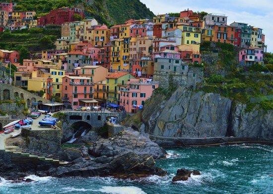 2018 Excursion >> Manarola, Cinque Terre - Picture of Shore Excursions in Italy - Day Tours, Livorno - TripAdvisor