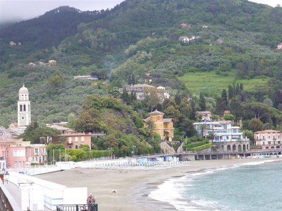 Hotel Al Terra di Mare: Strand von Levanto