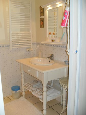 Marie et Gilbert Therin B&B : bathroom