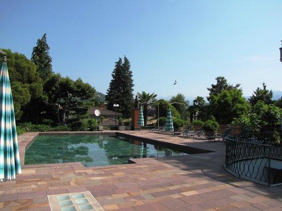 Albergo Gardenia : Pool