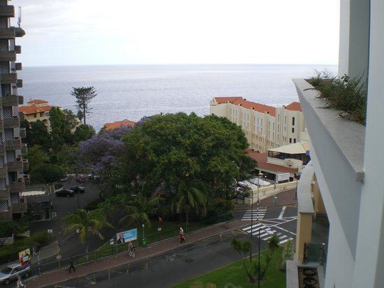 Lince Hotel Madeira: view of sea from room