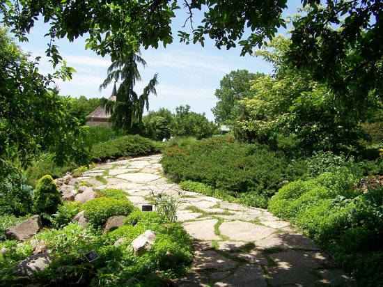 Green Bay Botanical Garden Bild Von Green Bay Botanical Garden Green Bay Tripadvisor