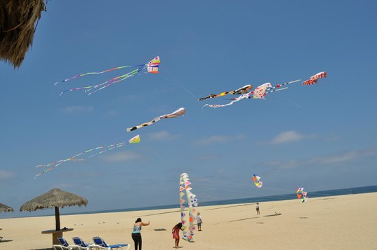 Holiday Inn Resort Los Cabos All-Inclusive: Kite Fiesta