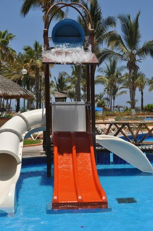 Holiday Inn Resort Los Cabos All-Inclusive: Kids play area