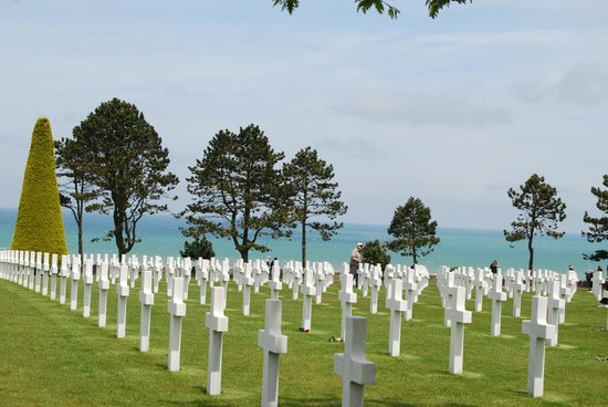 Victory Tours: The American Cemetary