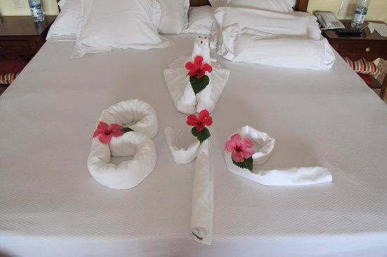 Paradisus Rio de Oro Resort & Spa: Royal Service Room