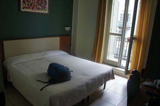 Eco Art Hotel Statuto : Chambre 2
