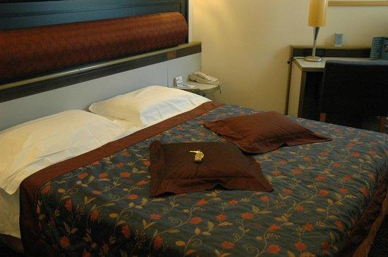 NH La Spezia: habitación