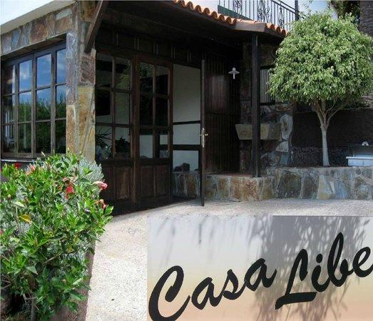 Casa Libe: Entrada / Entrance