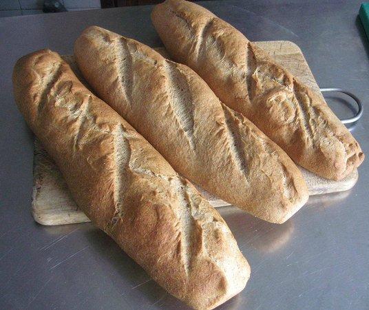 Casa Libe: Pan Casero / Home-made bread