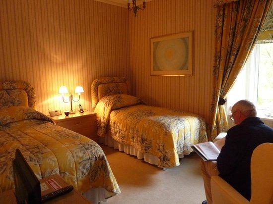 Culdearn House: Room