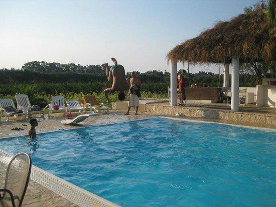 Casa Solares: piscina
