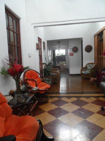 Hotel la Posada del Sol: Lobby