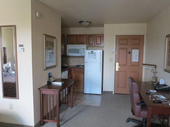 Staybridge Suites Fayetteville/Univ Of Arkansas: coin cuisine