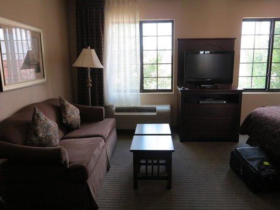Staybridge Suites Fayetteville/Univ Of Arkansas: salon