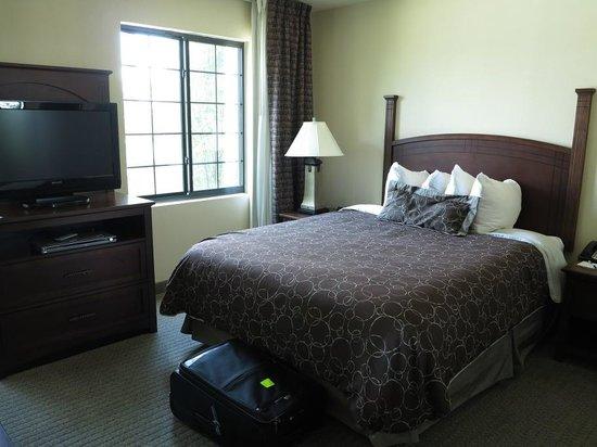 Staybridge Suites Fayetteville/Univ Of Arkansas: coin sommeil ;-)