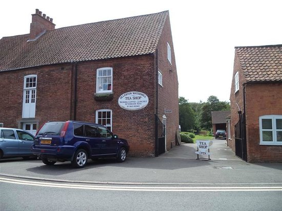 Ollerton, UK: Fabulous Tea Room, Excellent food and service