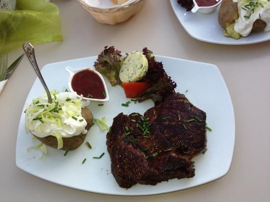Restaurante Danun: Hammer Ribeye à 350g