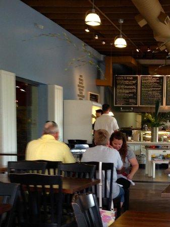 The Grove Cafe & Market: Interior