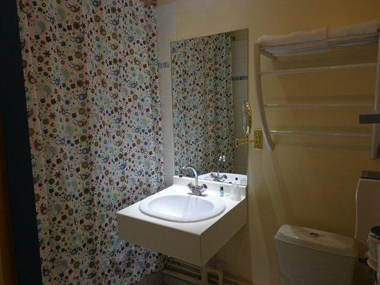 Hotel des Celestins: Bathroom