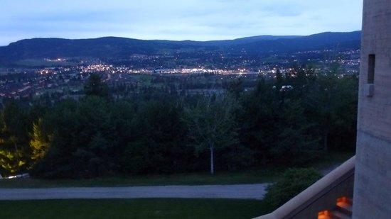 Terrace Restaurant: View