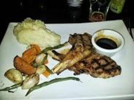 Pedro Market Restuarant: Lamb ribs