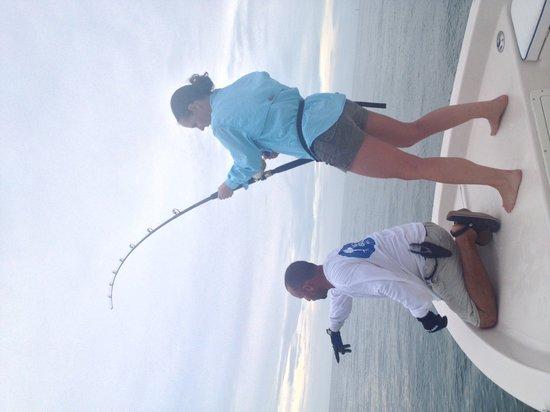 Captain Doug Kelley Florida Keys Fishing Charter