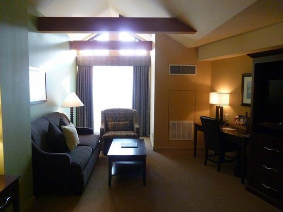 Crystal Lodge Hotel: The Suite