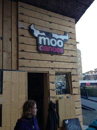 Moo Canoes Ltd.: Add a caption