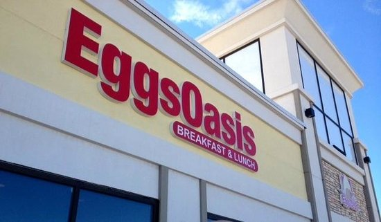 EggsOasis: Welcome!