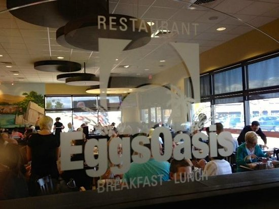 EggsOasis: Dining room