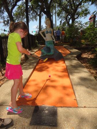Zooland Mini Golf
