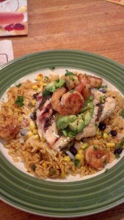 recipe: margarita chicken and shrimp recipe applebees [7]