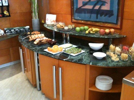 Hotel Villacarlos : Buffet colazione italiana