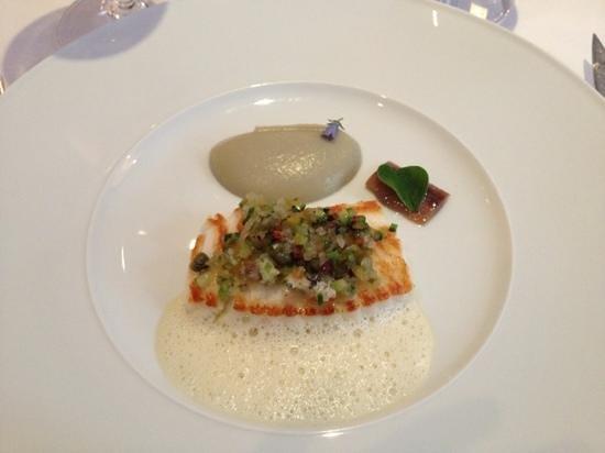 Restaurant Calla's: Rog,heerlijk tussengerecht