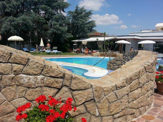 Wellness Hotel Terme delle Nazioni : piscina termale esterna