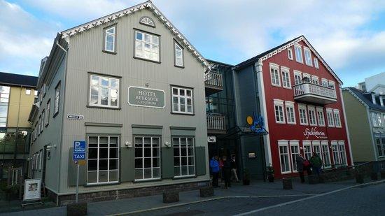 Hotel Reykjavik Centrum: Reykjavik Centrum hotel in 2012