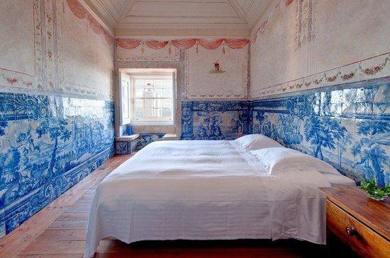 Palacio Belmonte : Bedroom SuiteRicardoReis