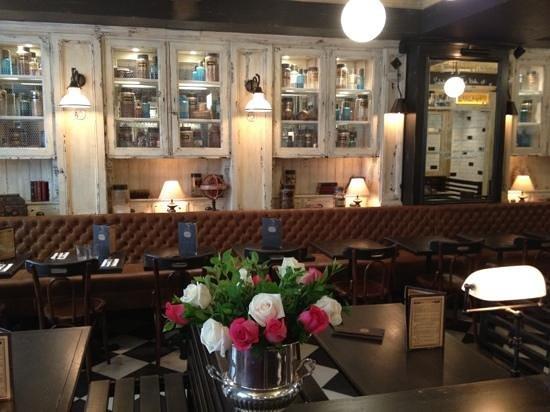 Les Antiquaires Paris 7th Arr Palais Bourbon Restaurant
