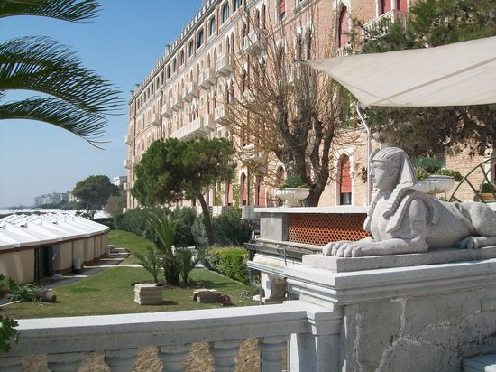 Hotel Excelsior: 素敵なホテル