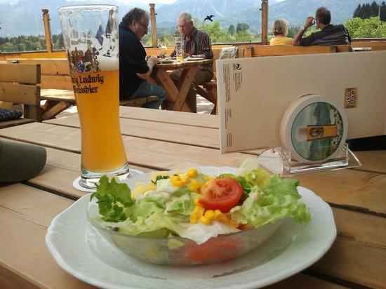Wiesbauer: Der Haxensalat (5,70 €)