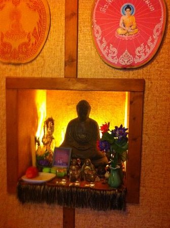 Inside restaurant picture of thai lotus flower taunton tripadvisor thai lotus flower inside restaurant mightylinksfo