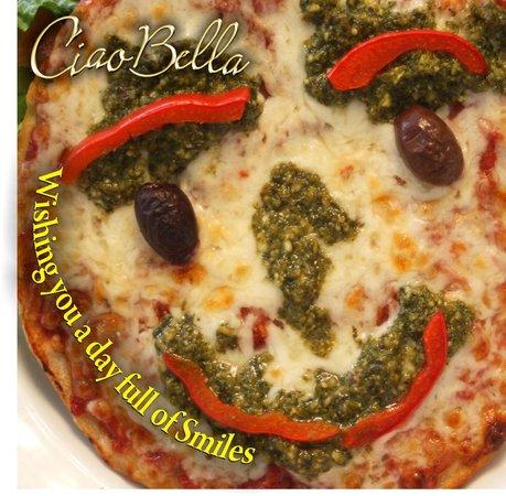 Ciao Bella : hello to happy
