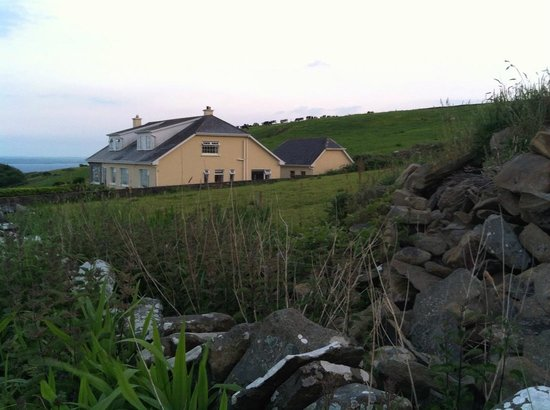 Moher Lodge: Awesome Location