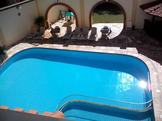 Hotel Portal das Aguas: Piscina!!!